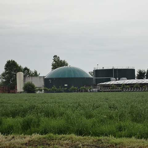 Installations biogaz